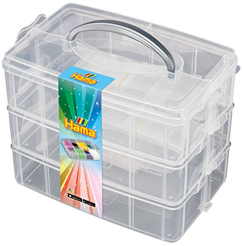 Hama 10.6750 Beads Large Empty Storage Set