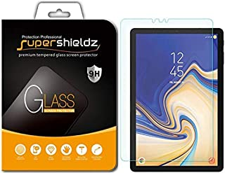 Supershieldz for Samsung Galaxy Tab S4 (10.5 inch) Tempered Glass Screen Protector, Anti Scratch, Bubble Free