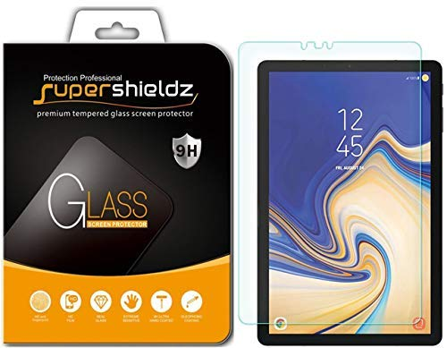 Check Out This Supershieldz for Samsung Galaxy Tab S4 (10.5 inch) Tempered Glass Screen Protector, A...