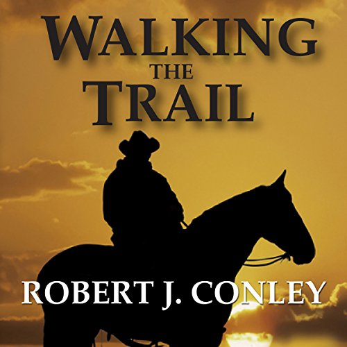 Walking the Trail audiobook cover art