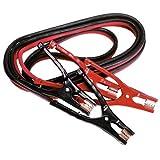 MAURER 2350020 Pinzas Bateria con Cable 4,0 Metros. 400 Amperios