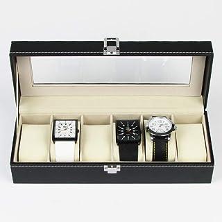 DKE&HXL Caja De Reloj, Embalaje De Exhibición De Joyería Caja De Colección De Regalos Caja De Joyería para El Hogar, Caja ...