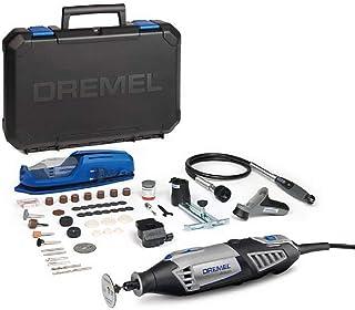 comprar comparacion Dremel 4000-4/65 175 W, flexible, 65 accesorios, circular y paralelas sastre, plataforma shaping, precisión mango, estuche...