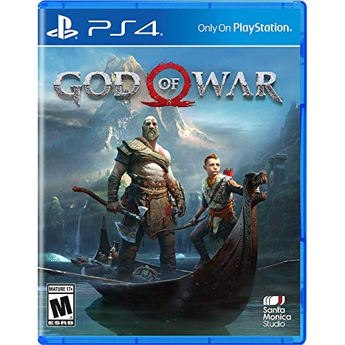 God of War – PlayStation 4 Standard Edition