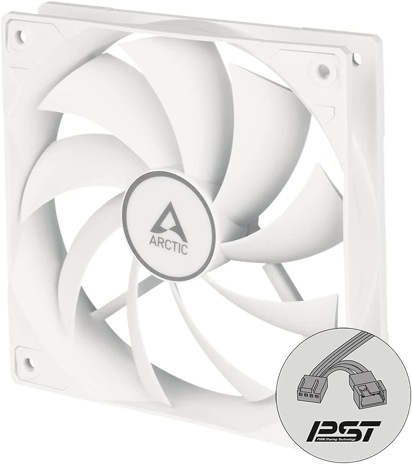 ARCTIC F12 PWM PST - 120 New Shipping Free with Case Sharing Max 70% OFF Te Fan mm