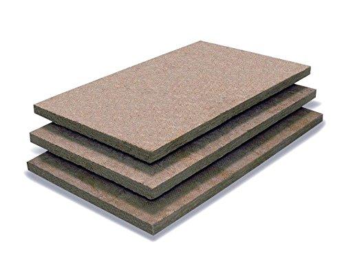 Pannelli in Lana di Roccia densità 75 spessore 5cm Fibrangeo Fibran