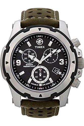 Timex T49626 Orologio Cronografo da Polso al Quarzo, Analogico, Uomo,...