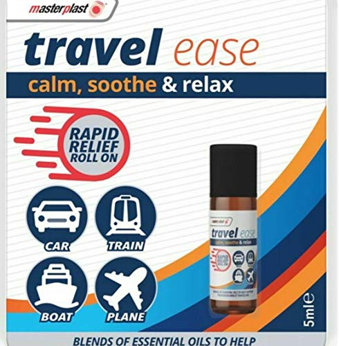 Masterplast Travel Ease Rapid Relief Roll On for Motion Travel 5ml