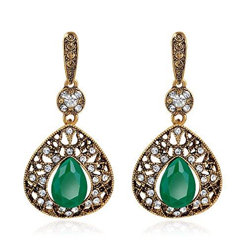 Collar con colgante de trébol de circonio para mujer, joyería de moda de plata de ley collar de acero inoxidable collar accesorios regalos para amigos lindo