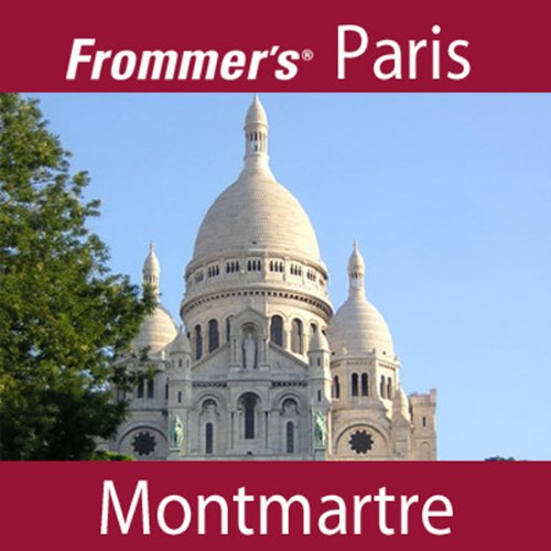 Frommer's Paris audiobook cover art