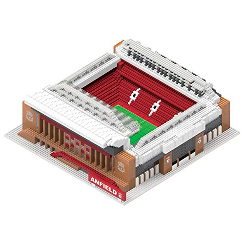 Forever Collectibles UK Football Liverpool FC BRXLZ Stadium Construction...
