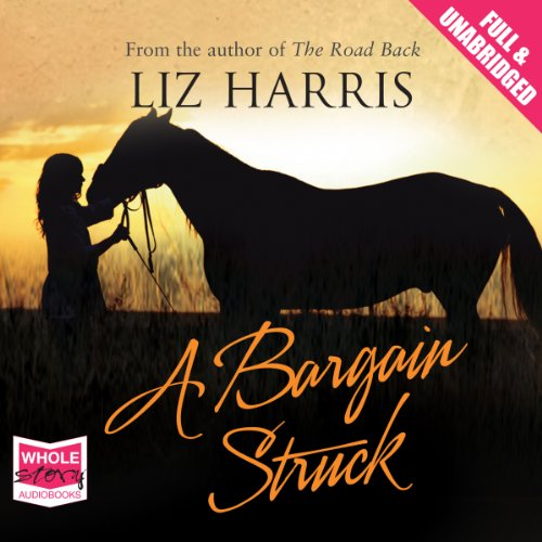 A Bargain Struck audiobook cover art
