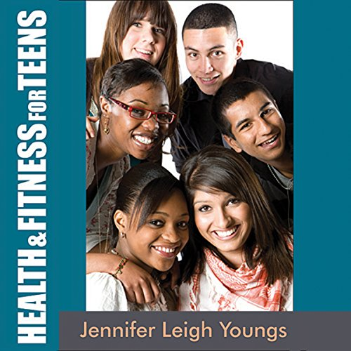 Health & Fitness for Teens audiobook cover art