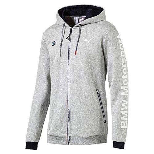 Puma BMW MSP Hooded Sweat Jacket, Sportjackett - XXL