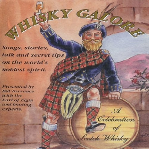 Whisky Galore audiobook cover art