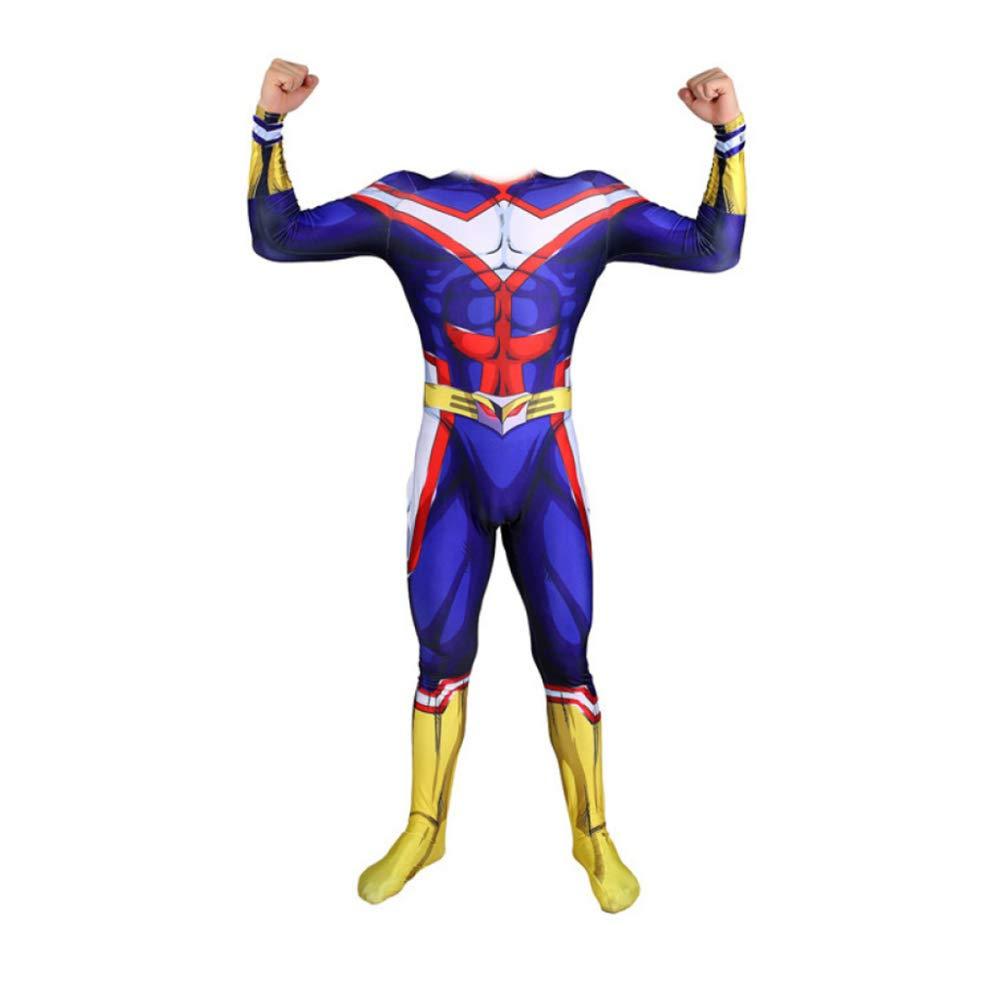 BLOIBFS Traje My Hero College Anime Niño,Superhéroe Disfraz De ...