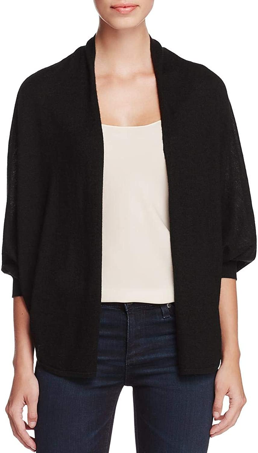 Private Label Womens Cocoon Cashmere Dolman Sleeves Cardigan Sweater