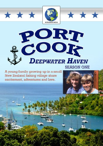 Port Cook: Deepwater Haven: Season 1 (3pc) [DVD] [Region 1] [NTSC] [US Import]