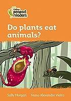 Level 4 - Do plants eat animals? (Collins Peapod Readers)