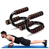 SourceDIY <span class='highlight'>Push</span> <span class='highlight'>Up</span> Stand Heavy Duty Fitness Equipment With Anti-Tearing Foam Padded Grips Handle & Non-Slip Bars Home-Gym Equipment Ideal For Women & Men Chest Muscles Training (1 Pair)