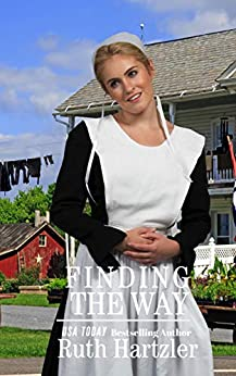 Finding the Way: Amish Romance (The Amish Millers Get Married Book 5) by [Ruth Hartzler]