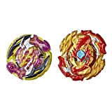 BEYBLADE Burst Rise Hypersphere Dual Pack Lord Spryzen S5 and Roktavor R5 -- 1...