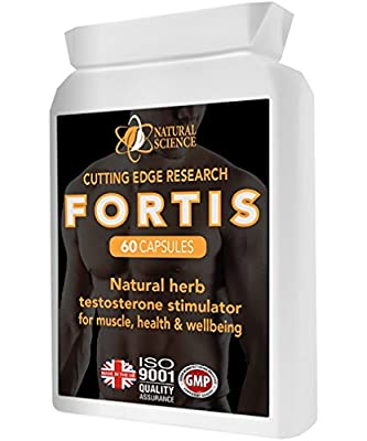 Testosterone Booster Maca Zinc Arginine - Lab Tested Stamina Sex-Drive Support - Added Tribulus & Avena Sativa - Raise libido, Stamina, Muscle, Endurance - ISO GMP Accredited - 60 Capsules Made in UK
