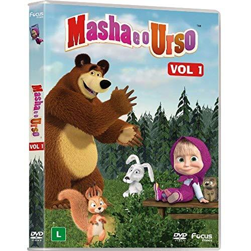 Masha E O Urso Vol. 1