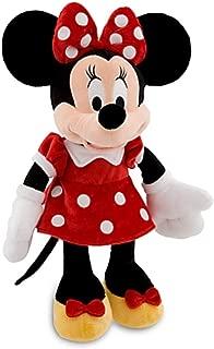 disney's minnie mouse plush red dress 19 h