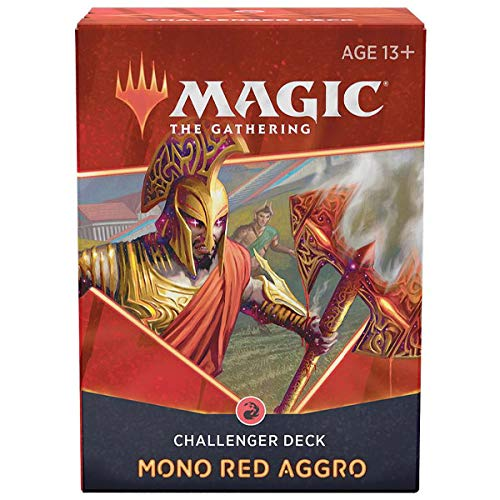 Fantàsia Challenger Deck 2021 Mono Red Aggro (ENG)