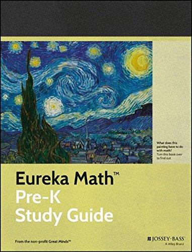 Eureka Math Pre-K Study Guide (Common Core Mathematics)