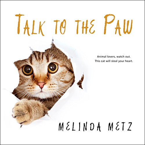 Talk to the Paw audiobook cover art