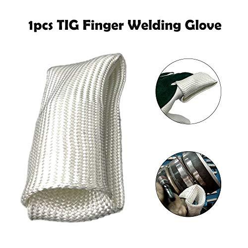 Saldatura trucchi e TIG finger Combo Welding Glove Heat Shield by Weld Monger X-Large
