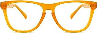 TIJN Chic Retro Eyeglasses for Men Women Oversize Optical Designer Frame