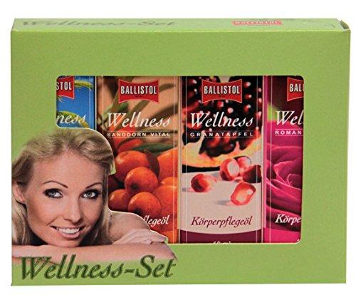 Ballistol Wellness-Set Körperpflegeöle klein, 26762
