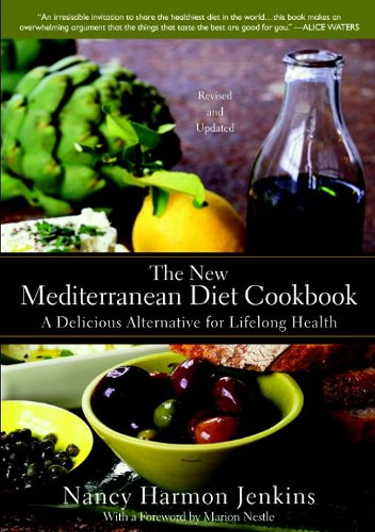 The New Mediterranean Diet Cookbook: A Delicious Alternative for Lifelong Health (English Edition)
