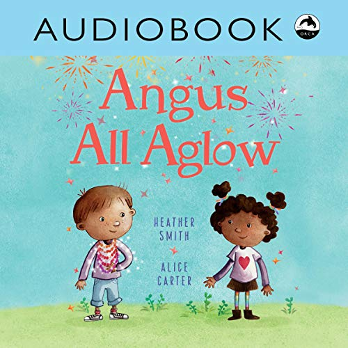Angus All Aglow  By  cover art