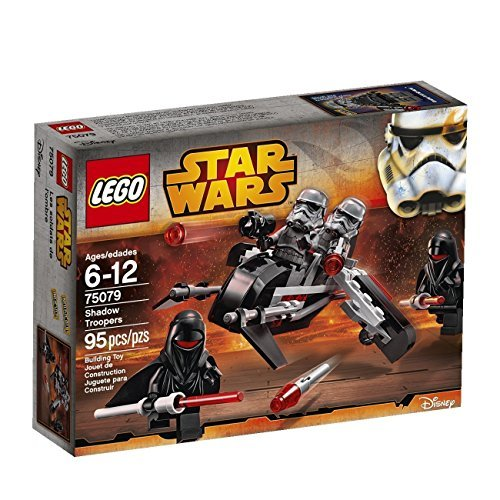 LEGO Star Wars Shadow Troopers 75079 Great For Your Kids Order Now! With E-book Gift@ by LEGO