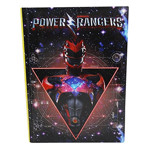 Seven Power Rangers Energy Diario Agenda Diario Scolastico 10 Mesi Giallo - Nero