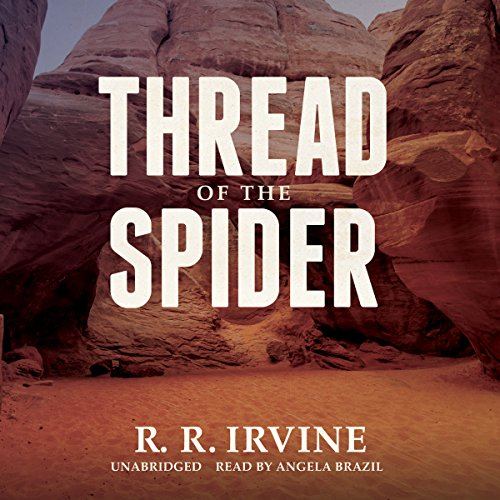 Thread of the Spider audiobook cover art