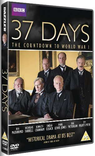 37 Days: The Countdown To World War 1 (BBC) [DVD]