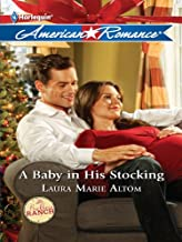A Baby in His Stocking (The Buckhorn Ranch Book 4)