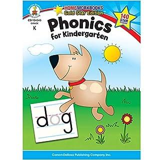 Phonics for Kindergarten, Grade K: Gold Star Edition (1604187743) | Amazon price tracker / tracking, Amazon price history charts, Amazon price watches, Amazon price drop alerts