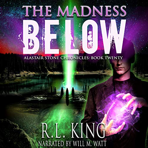 The Madness Below audiobook cover art