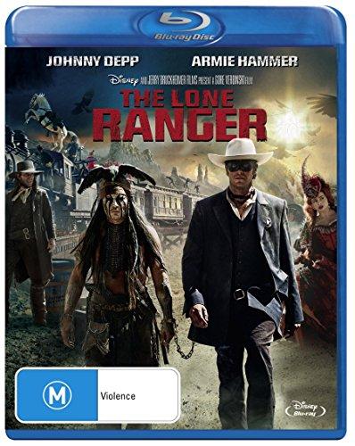 The Lone Ranger   Gore Verbinski's