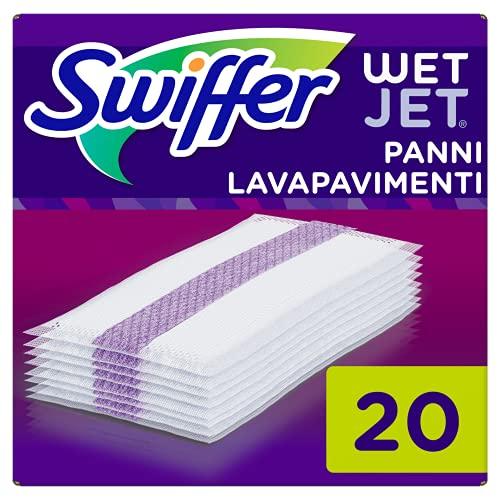 Swiffer WetJet Ricariche Panni Lavapavimenti
