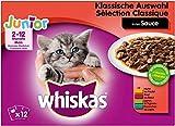 Whiskas Katzenfutter Nassfutter Junior