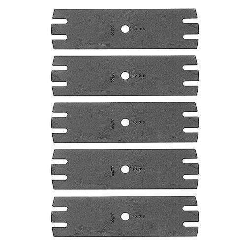 Oregon 40-316 Edger Blade for MTD 781-0080, Pack Of 5
