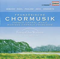 French Choral Music by C. Debussy (2008-12-15)