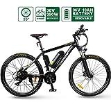 350w ebike 36v 26 inch ebikes for adults, hotebike e bikes outdoor electric bike aluminum electric